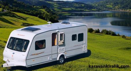 ikinci el karavan karavan kiralama